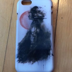 Other - iPhone 6 Darth Vader case